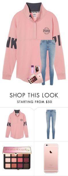 """"" by jenna-faith11 ❤ liked on Polyvore featuring Victoria's Secret, Givenchy and Sephora Collection"