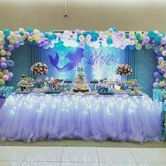 8 Animacion De Fiestas Para Ninos En Miami Ideas Ariel Birthday Party Mermaid Birthday Party Decorations Mermaid Theme Birthday