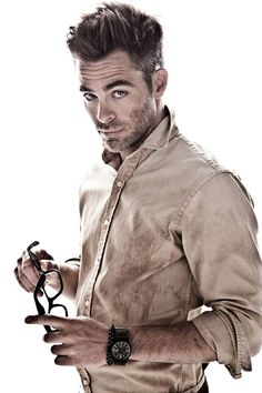 Chris Pine yes captain