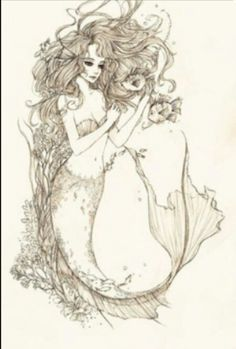 Perfection. #Mermaid #tattoo
