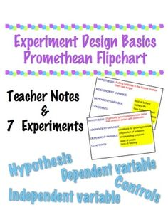 Scientific Method On Pinterest Variables Scientific