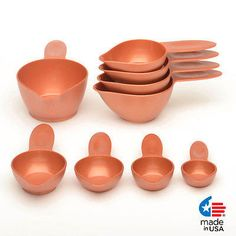 POURfect Measuring Cup Set 9pc Made in USA