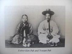 조선 최초 여의사 박에스더와 그의 남편 박유산. 이 분이 대단한건 부부가 도미해서 아내가 의학박사 학위를 딸 때까지 막노동으로 아내를 뒷바라지 했다는 것. 그것도 19세기에!!!