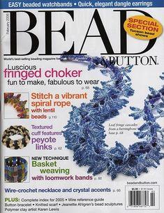 Bead e button special fev2006 - misscacto - Álbumes web de Picasa