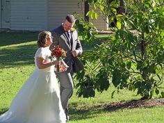 Shawn and Carol-Lee's October Wedding | Lenora's Legacy Estate www.lenoraslegacy.com