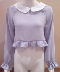 Breeze Blouse by Marzia Bisognin by charlotteandmoon on Etsy
