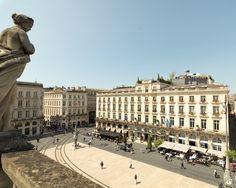 Gordon RAMSAY au Grand Hôtel de Bordeaux & Spa
