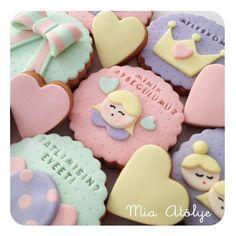 Anneler günü kukileri :) Mothers day cookies