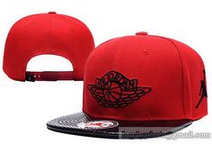 Air Jordan 2 Snapback Hats Red|only US$8.90 - follow me to pick up couopons.