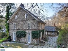 The John Roberts House - Gladwyne, Pa... on the market... love it!