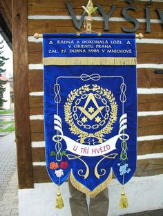 Ceremonial Flags and Goods for Freemasons