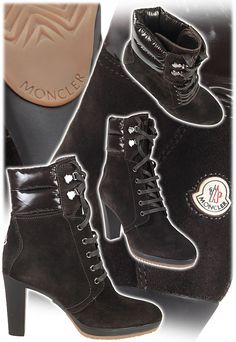 Moncler Womens Shoes