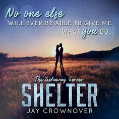 Shelter by Jay Crownover is live!!!  Have you read THE GETAWAY SERIES? It's so #awsome!!  Go straight to my #blog, read the #excerpt, download your copy (because let's be honest, it's a #mustread) and participate in the #giveaway.   #contemporaryromance #bookpromo #review #Getawayseries #notquiteacowboy #cowboys #romance #giveaway InkSlinger PR  https://ktcastle.wordpress.com/?p=4999