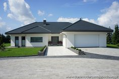 My House Plans, Family House Plans, Bedroom House Plans, Modern House Plans, Modern Bungalow House, Modern House Design, Modern Bungalow Exterior, Beautiful House Plans, Beautiful Homes