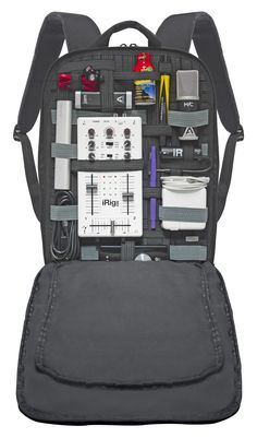 Cocoon MCP3401 - Cocoon SLIM Backpack with Grid it to secure all of your cords and accessories!!!