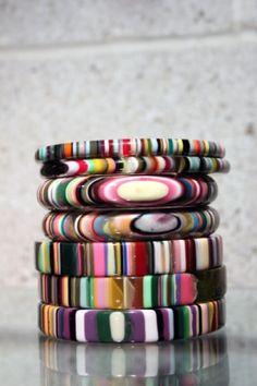 Sobral Pop Bracelets ...totally cool!