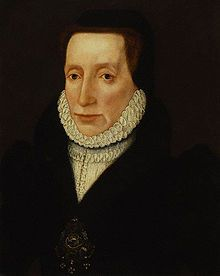 Margaret Douglas, Countess of Lennox (8 October 1515 – 7 March 1578) was the daughter of Archibald Douglas, 6th Earl of Angus, and Margaret Tudor, Queen Dowager of Scotland. On 6 July 1544 she married Matthew Stuart, 4th Earl of Lennox, one of Scotland's leading noblemen. Her son Henry Stuart, Lord Darnley, married Mary, Queen of Scots and was the father of James I of England.