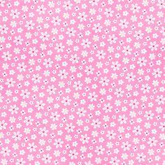 Pretty~Pink~Flowers~Print...