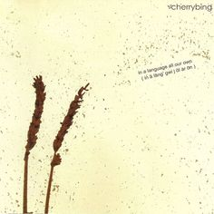 Cherry Bing - In A Language All Our Own (Cute Is What We Aim For, Passion Pit) #AmericanRockSka