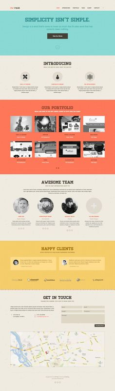 This week only the 'DW Page Retro' One Page WordPress portfolio theme is FREE on Creative Market. The responsive theme features all the usual goodies for a Single Page portfolio including AJAX loading project items, team section, blog feed, testimonials, client logos and a contact form. A good kickstart if you on a tight budget or want to help a friend out.