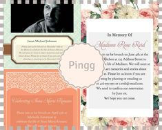 39 best funeral reception invitations reception invitations and 39 best funeral reception invitations stopboris Choice Image