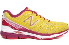 New Balance WR890YP Yellow Pink Japan Edition