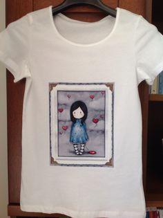 T-shirt Gorjuss