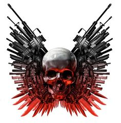 expendables logo just sweet