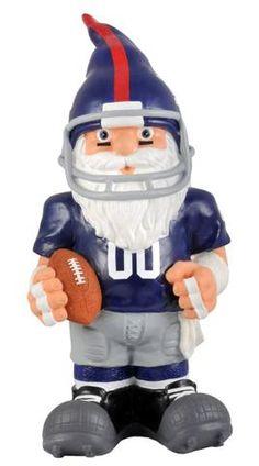 New York Giants Garden Gnome - 11