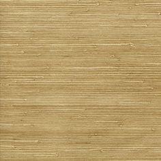 allen   roth Cedar Grasscloth Unpasted Textured Wallpaper