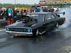 Blown Dodge