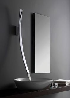 * Patricia Gray | Interior Design Blog™ | #modern #home #accessory #faucet #bathroom