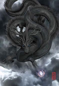 Dragon Face, Fire Dragon, Magical Creatures, Fantasy Creatures, Lion King Art, Fantasy Beasts, Beautiful Dragon, Dragon Artwork, Creature Drawings