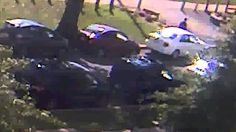 The Metropolitan Police Department seeks the public's assistance in identifying two persons and a vehicle of interest in reference to an Auto Theft and Theft from Auto incidents which occurred in the 1800 block of Perry Place, NE, on Tuesday, October 21, 2014, at approximately 12:35 PM. The subjects and vehicle were captured by nearby surveillance cameras.