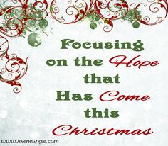 The busy Christmas season is now upon us and Advent starts tomorrow!  Now we can either loathe this season because of unrealistic expectations, the demands of parties and the purchasing of presents, the financial and marital pressures, etc. or we can get ready for it by focusing on Christ.  I'd recommend you choosing the latter … … Continue reading →