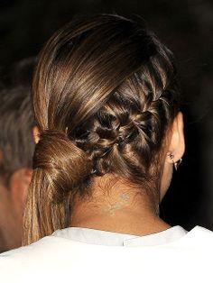 Peinados de trenzas a neotrenzas look