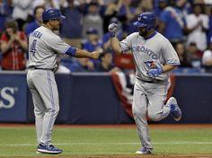 #MLB: Morales pega grand slam y los Azulejos doblegan a Rays
