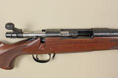 Remington 700 - CL LE 8mm (8X57)