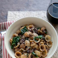 Cabernet Braised Short Ribs with Chard and Orecchiette Recipe Main ...