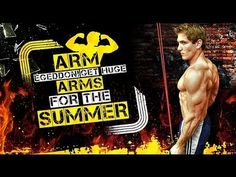 Upper Body Workout Routines - ARM-ageddon! Get HUGE ARMS For Summer!