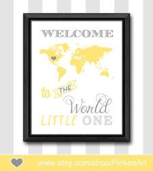 Handmade - Decor in Baby & Toddler > Nursery - Etsy Kids - Page 10