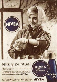 Nivea - Carteles de Publicidad Antiguos (II)
