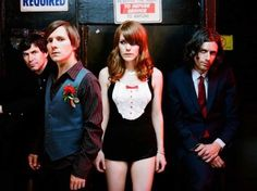 Rilo Kiley Almost Finished Archival Project, Not Releasing Album of New Material