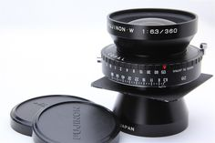 Fujifilm Fujinon w 360mm F 6 3 Lens Fuji w Copal 3 Linhof Board EXC   eBay