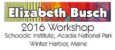 Elizabeth Busch | Workshop Schedule