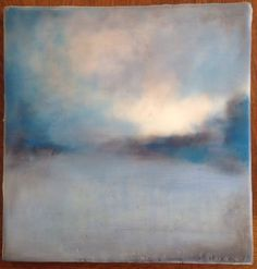 Original encaustic painting encaustic art mixed media by mybeebuzz: