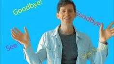 The Goodbye Song for Children