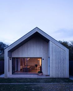 On the east end of Victoria's surf coast at the gateway of the Great Ocean Road sits Project Felix by Leÿer, a beautiful modern timber cabin. Timber Architecture, Australian Architecture, Residential Architecture, Architecture Design, Timber Cabin, Timber Cladding, Beach Shack, Coastal Homes, House Design