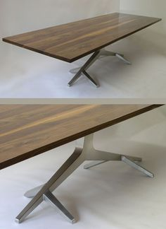 Robinia Dining Table by MapleArt