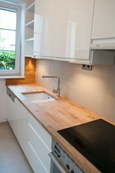 Ikea Wood Kitchen Countertops shaker style kitchen - ikea | kitchen and kitchenware | pinterest